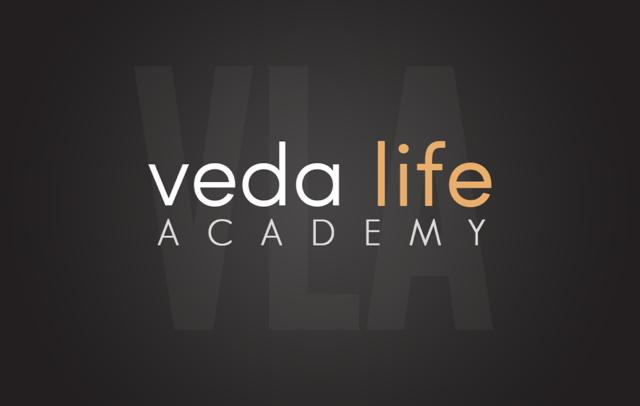 Veda Life Academy Logo